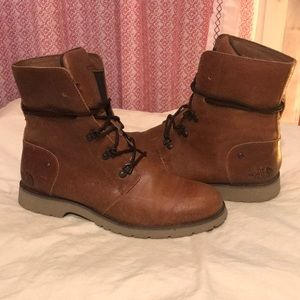 🍂North Face🍂Ballard Lace II boots size 8.5